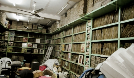 Delhi - India - Record Shop