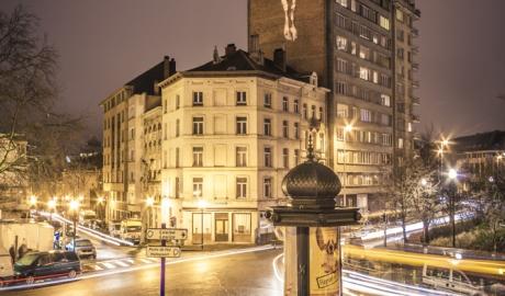 Bonom in Brussels