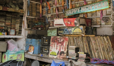 Jaipur - India - Record Shop