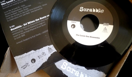 Scrabble 7 inch