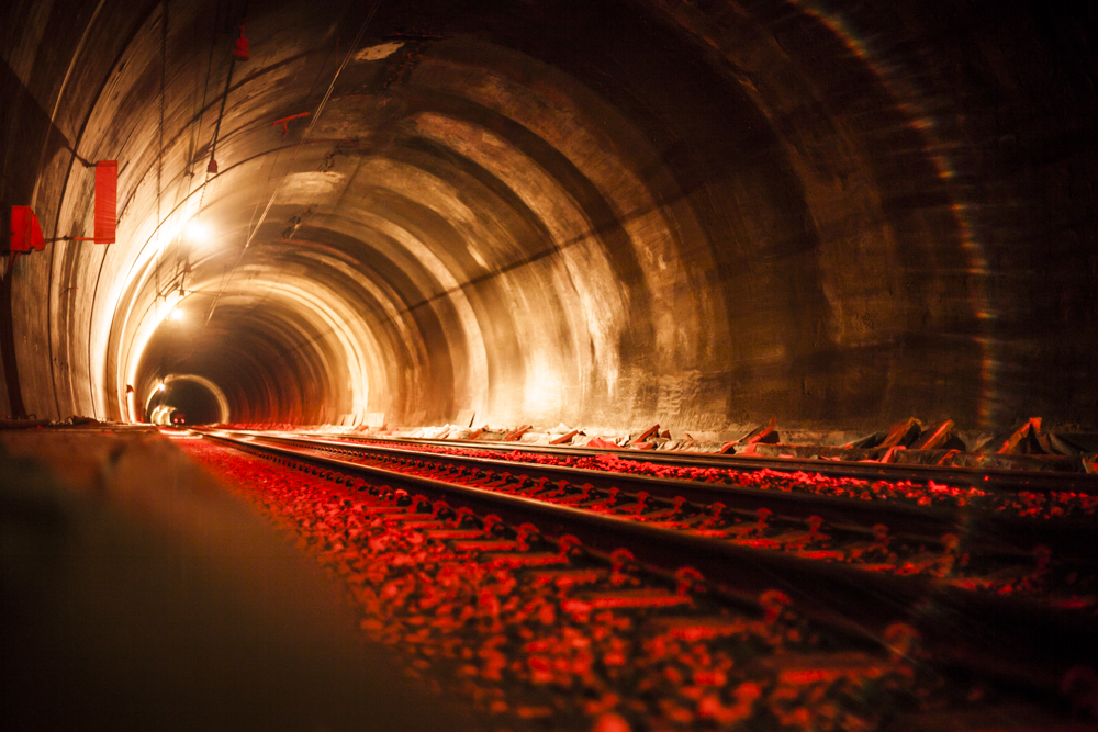 gautier houba - tunnel