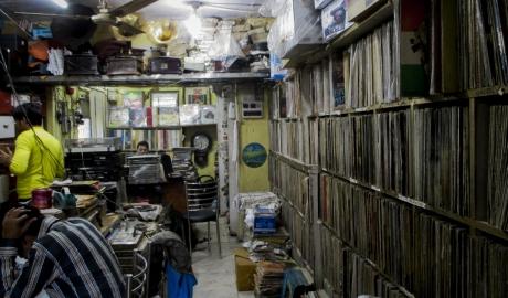 Delhi - India - Record Shop