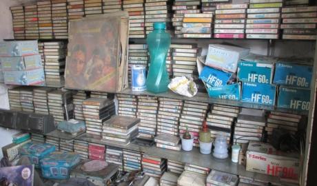 Jaipur - India - Record Shop