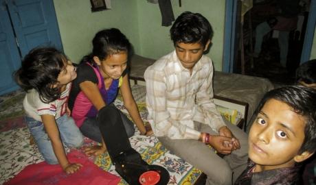 Varanasi  - India - Record Shop