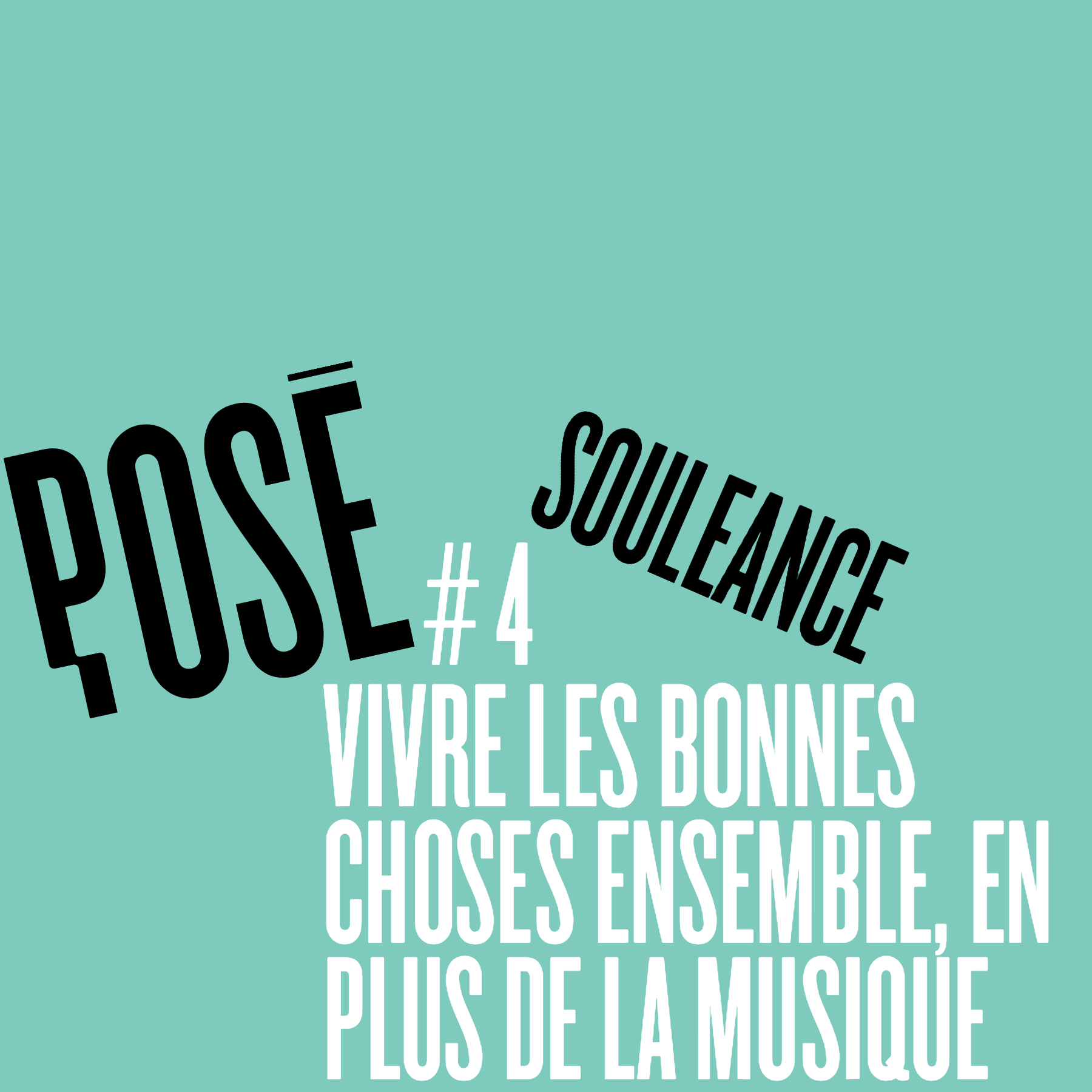 Pose cover Souleance